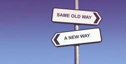 Siempre podemos buscar nuevos caminos