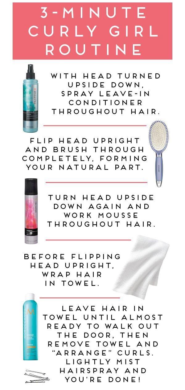 Para estilizar cabello ondulado
